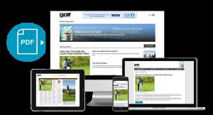 Digital Publikation mobil